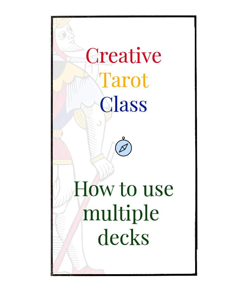 Creative Tarot Class